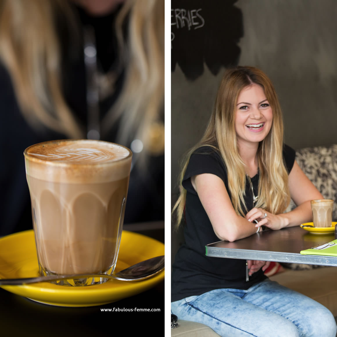 Great Melbourne Blogs - featuring Jess at fabulous-femme coffee time