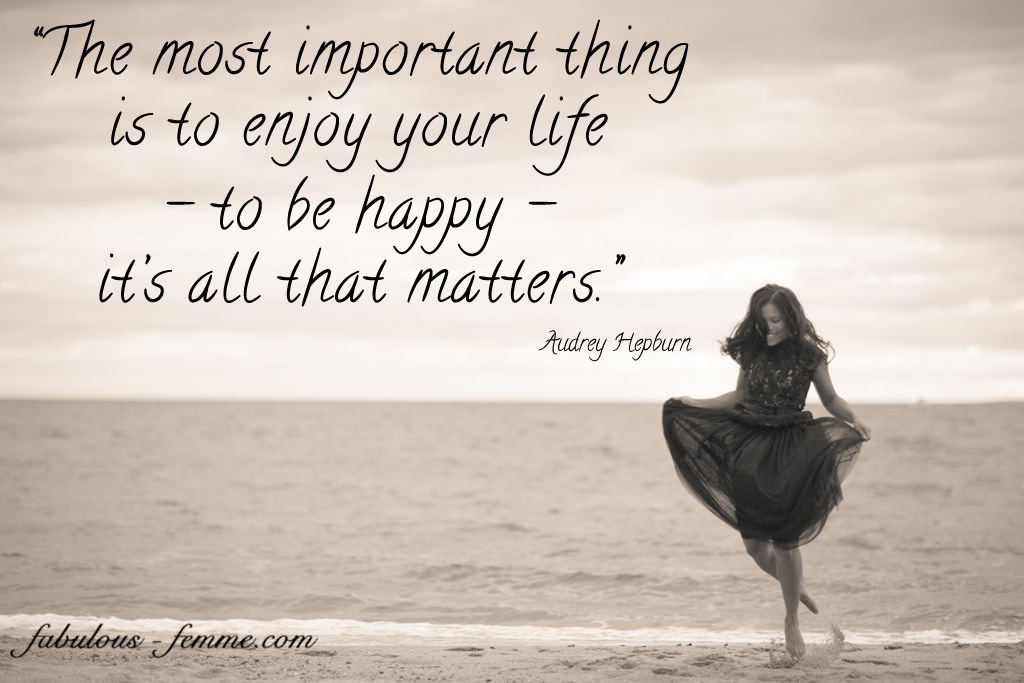 Quote – Most important thing in your life
