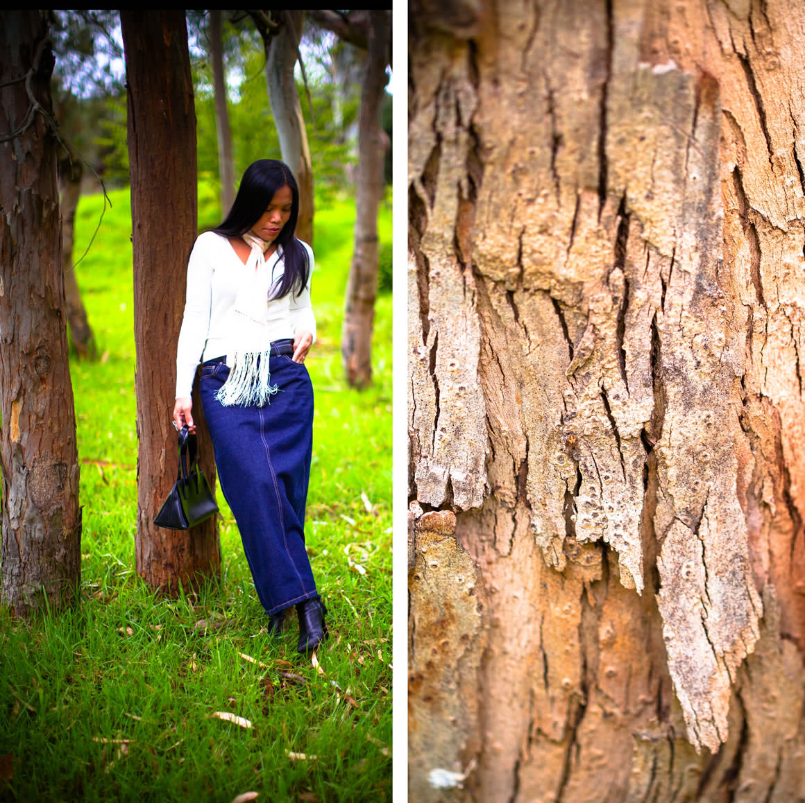 Nature in Melbourne - Fashion Photoshoot