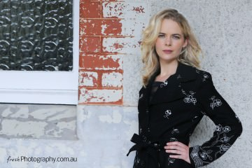 Grace Kelly styled shoot - Nicole Kidman