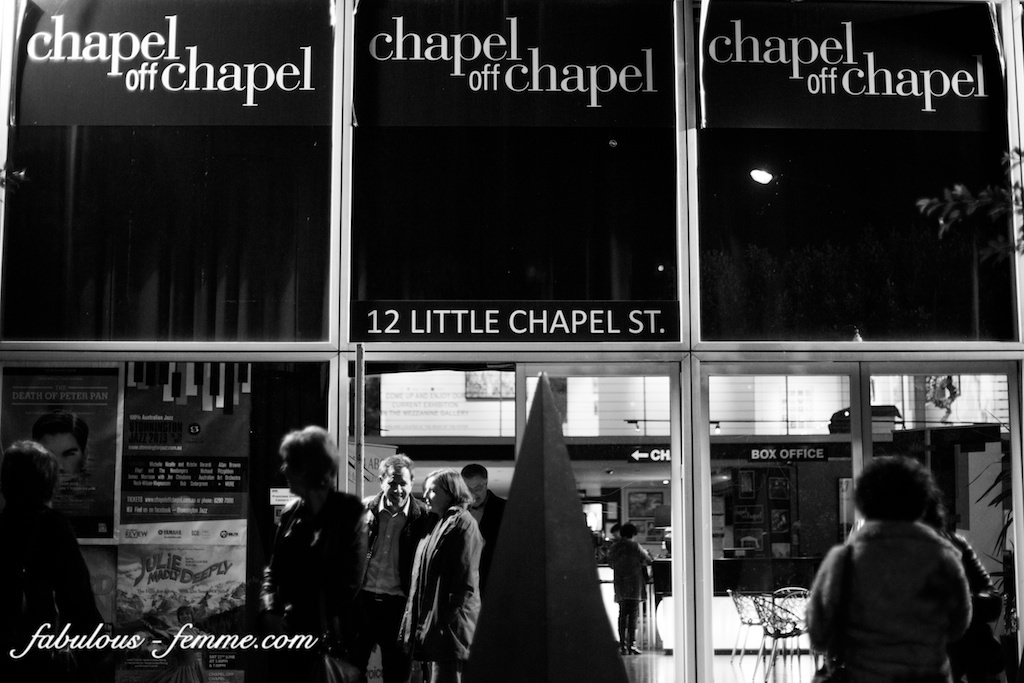 Chapel off chapel - jazz venue - melbourne event photography