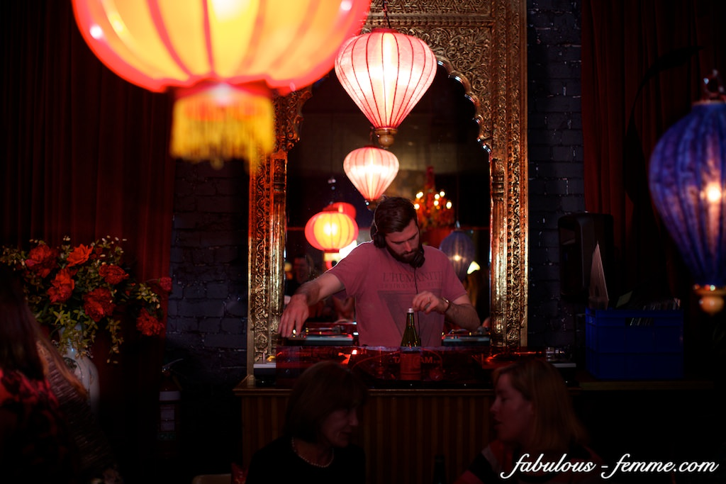 dj in Melbourne Bar Rice Queen in Fitzroy