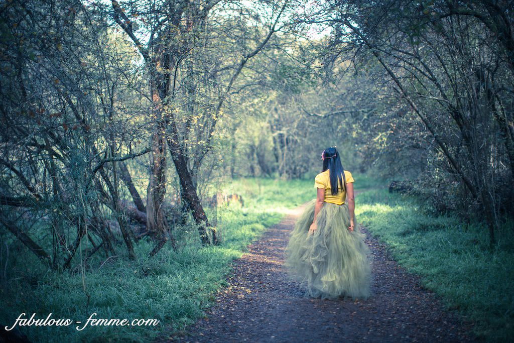 forest nymph in Melbourne - Fashion Blogging in Melbourne - Creative and different