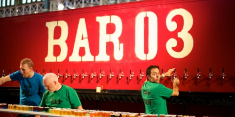 bar 03 - Great Australasian Beer SpecTAPular (GABS)