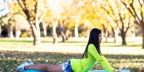 cobra stretch - yoga - fitness - melbourne