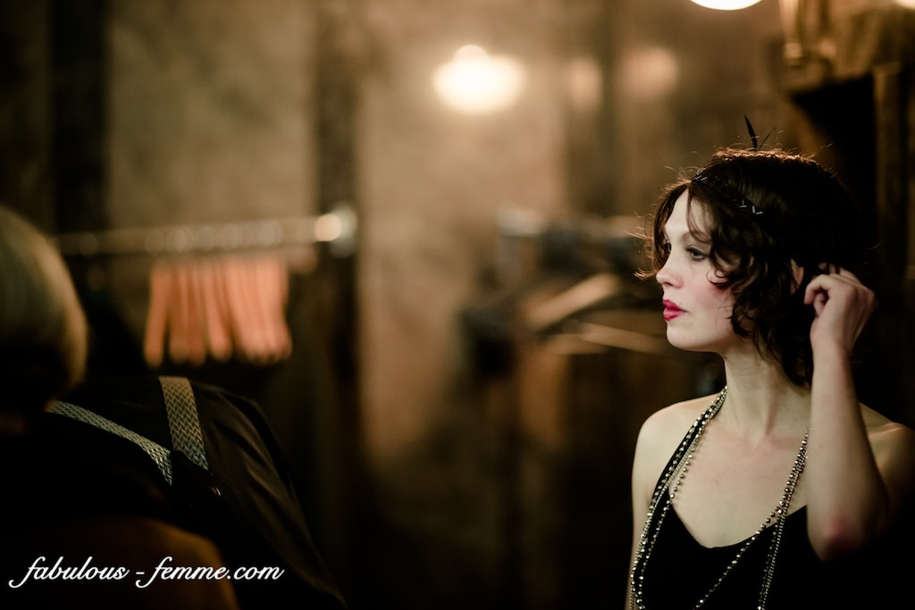The great gatsby - girl in melbourne - 20s style vintage outfit