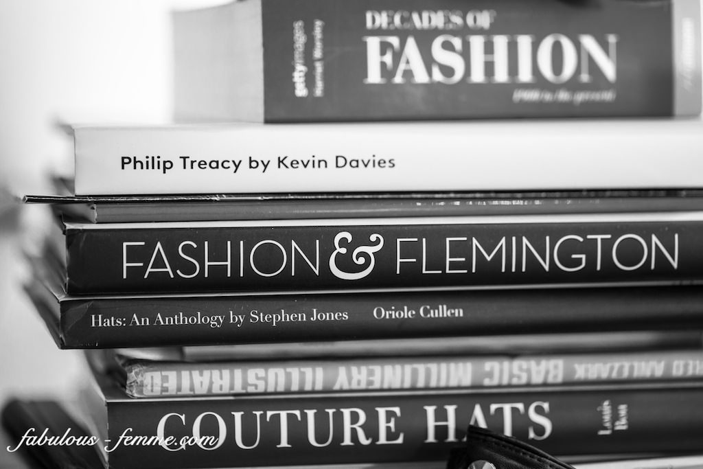 fashion books - philip treacy