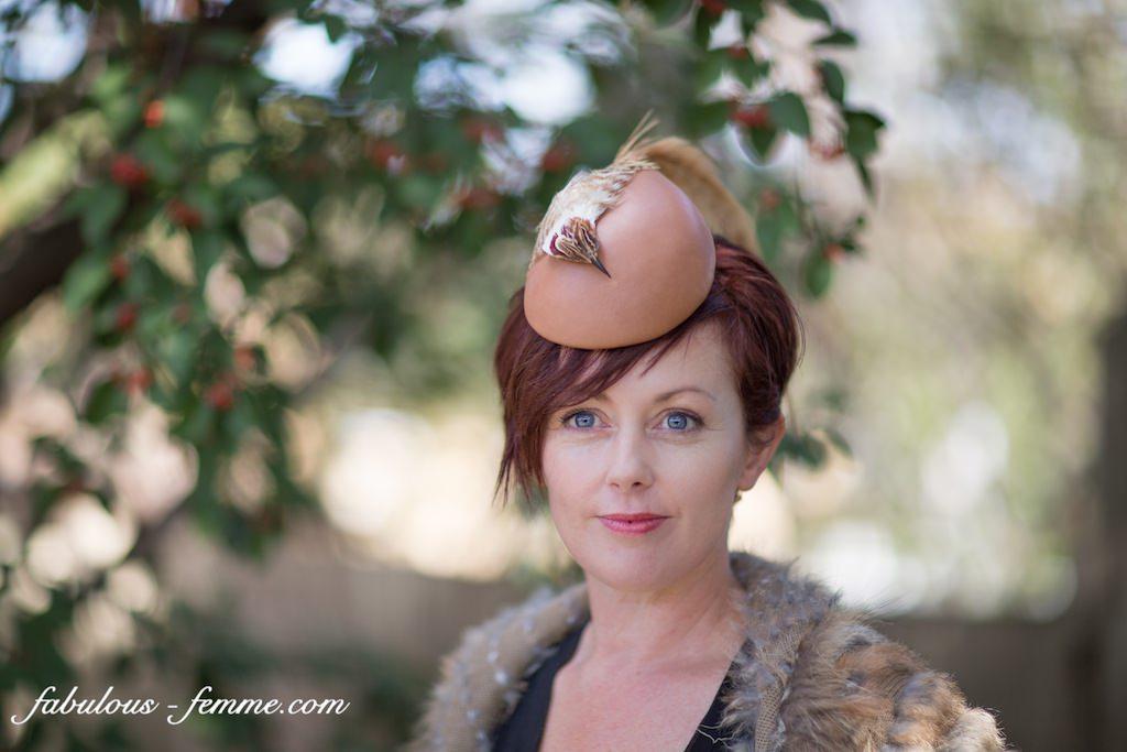melbourne spring racing hats - milliner - designer