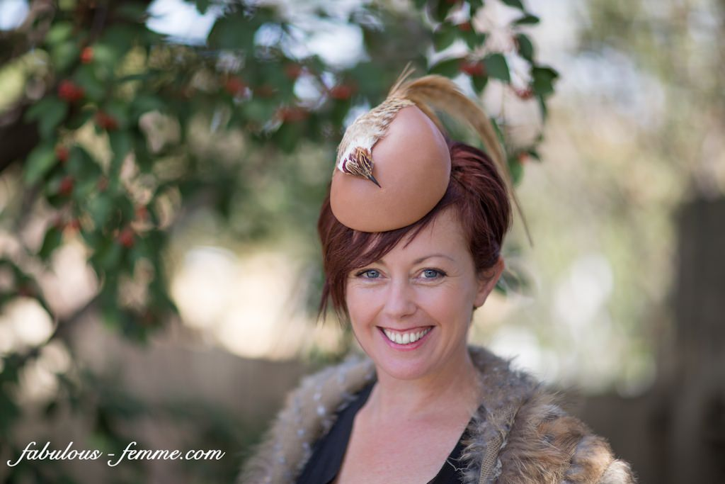 melbourne milliner - racing fashion