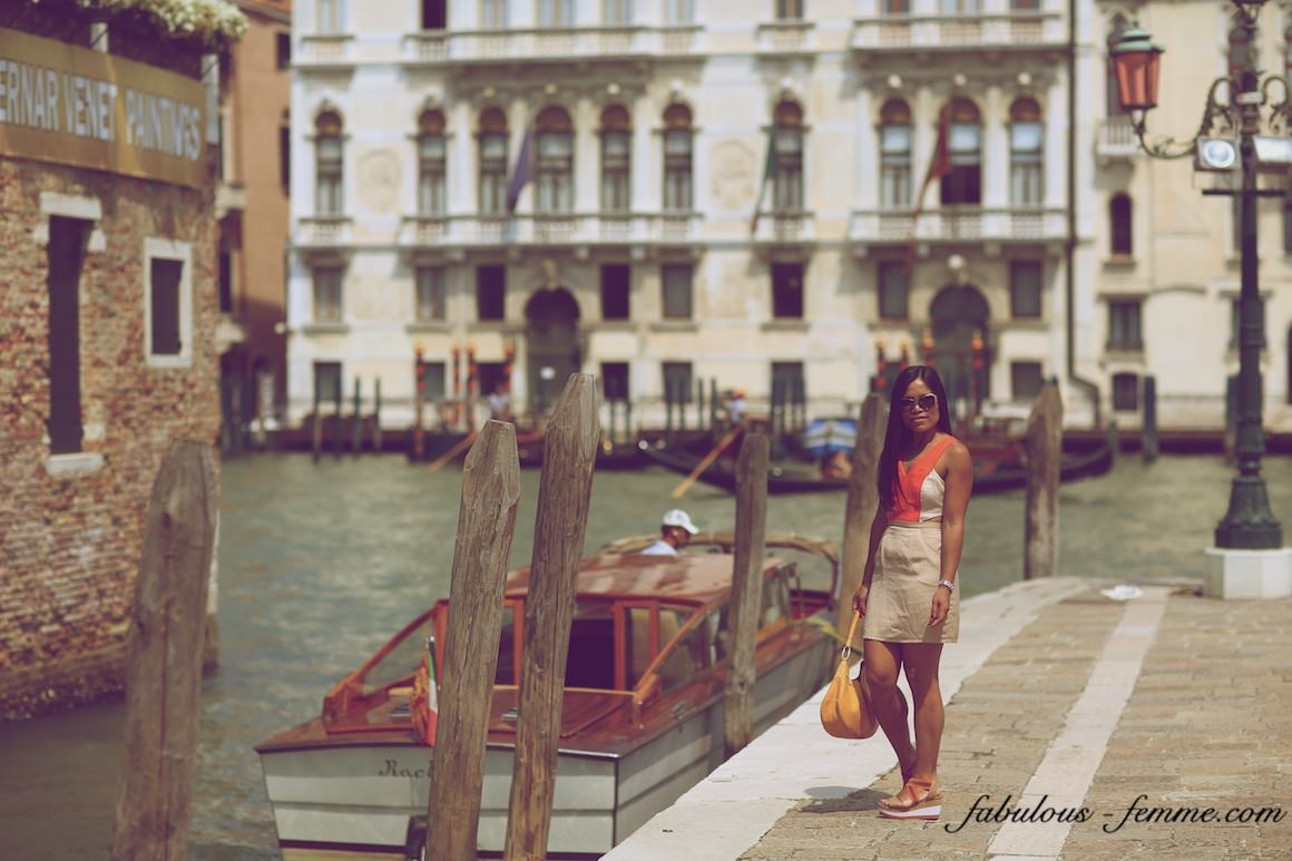 boat - australian fashion blog travels to venice