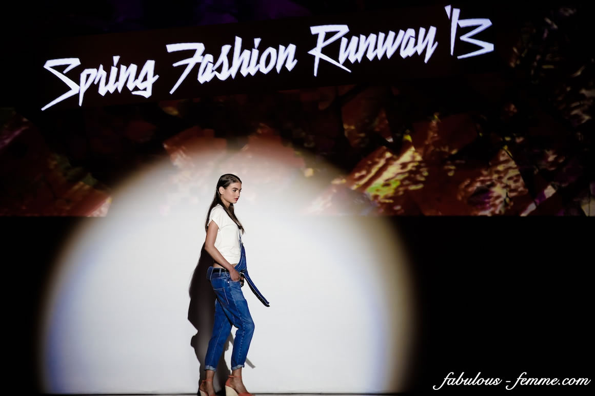 spring fashion runway 2013 melbourne