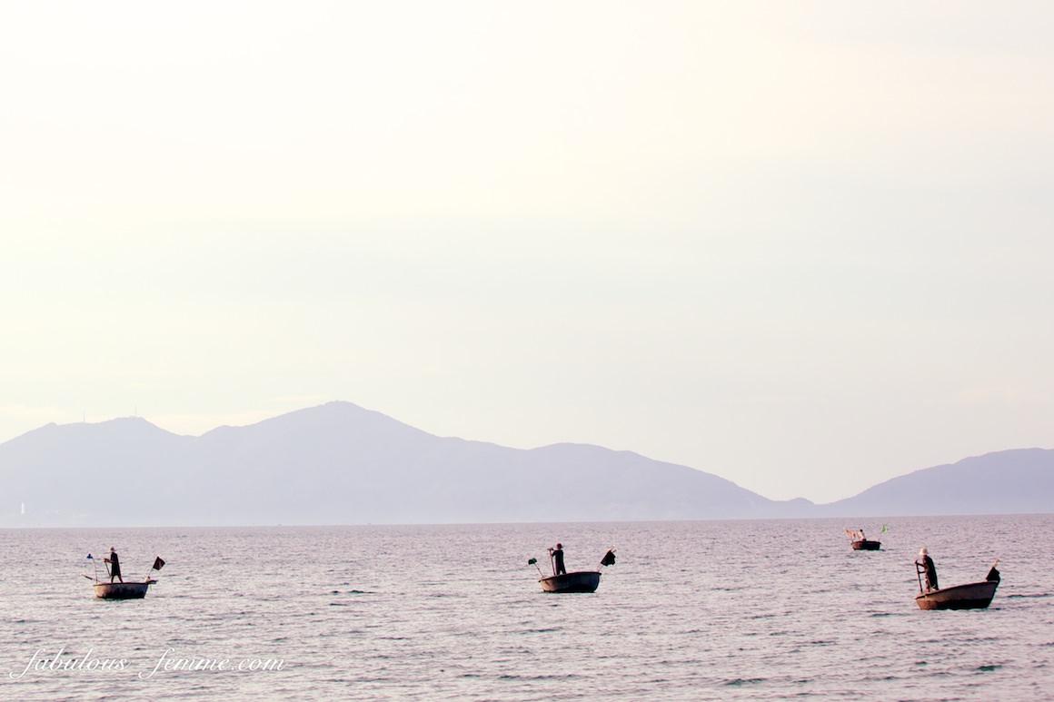 coracles vietnam