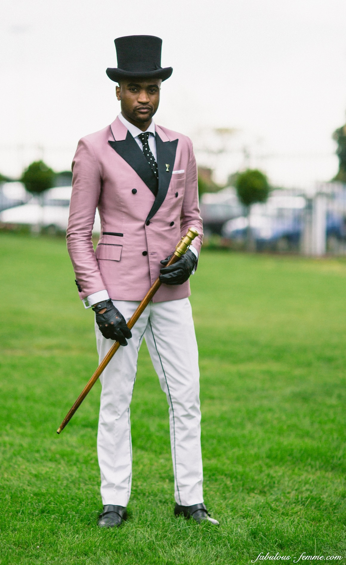 Caulfield Cup 2013 Fashion on the Field - Stylish Gentlemen