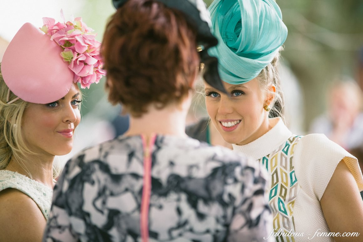 discussing the latest fashion trends - racing fashion 2013