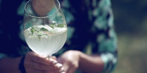 Mix hugo - Recipe for refreshing summer drink from Italy