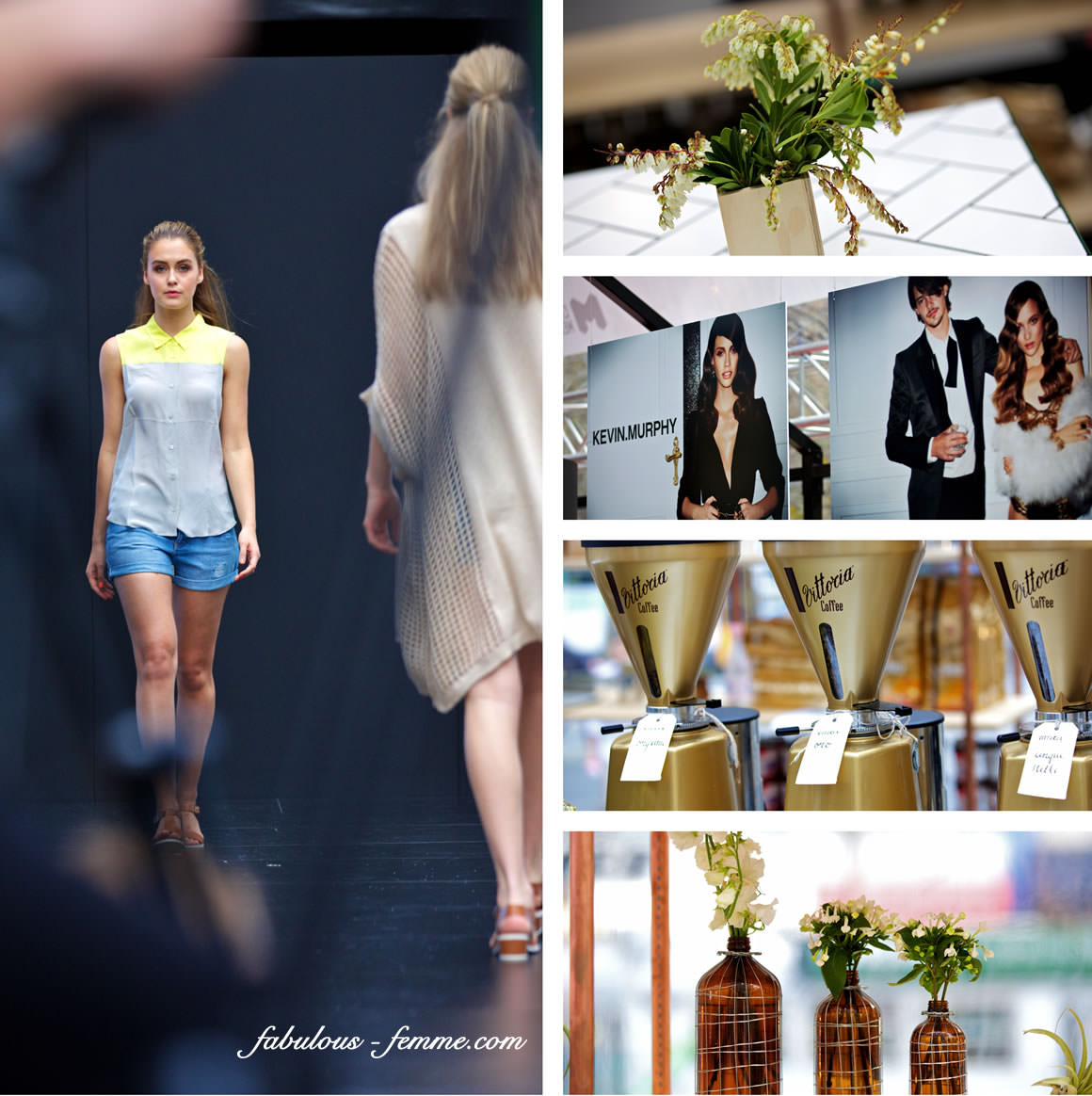 bloggers imp[ression of the msfw in melbourne Spring Fashion 2013