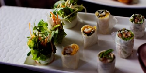 rice paper roles - the best