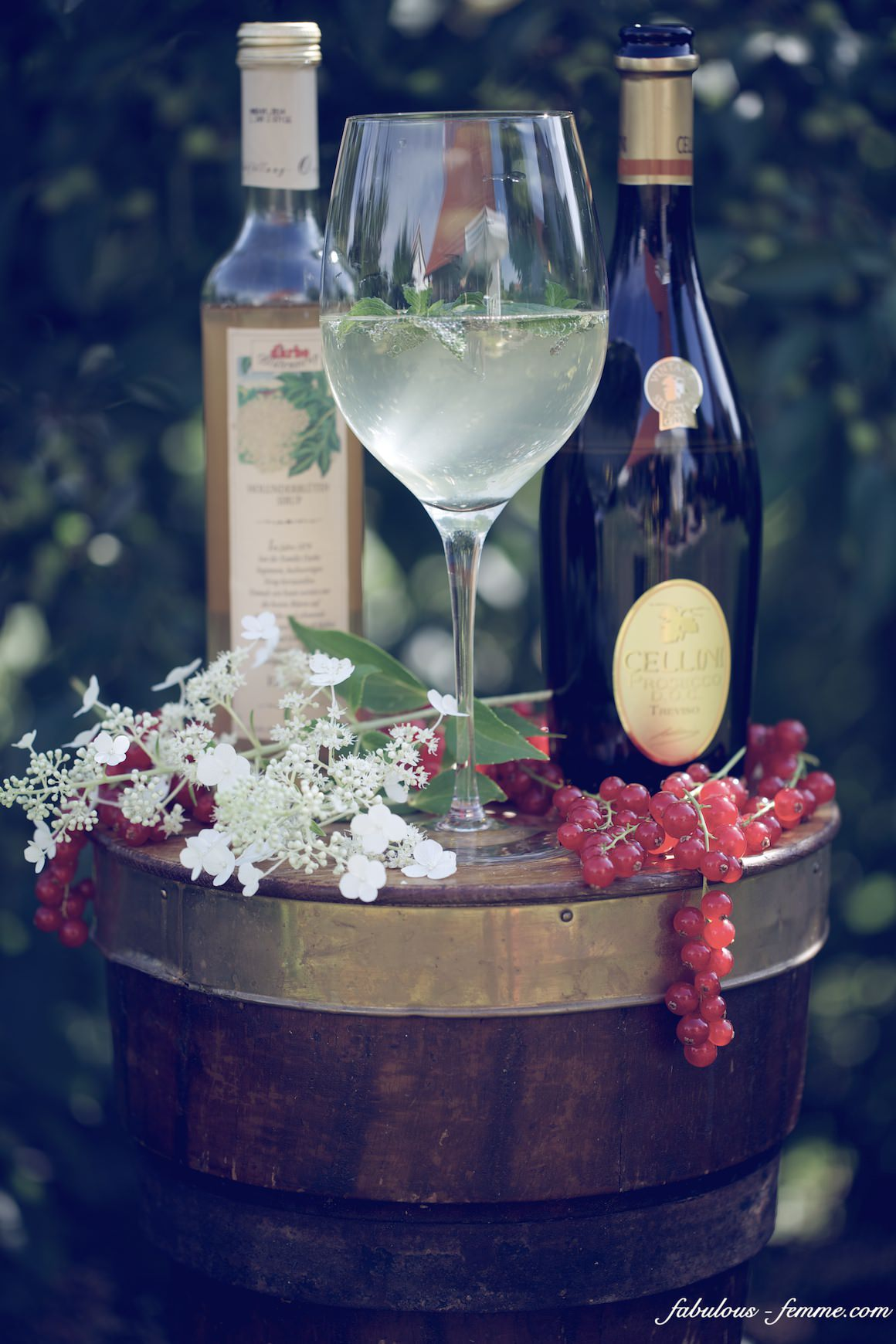 prosecco summer drink