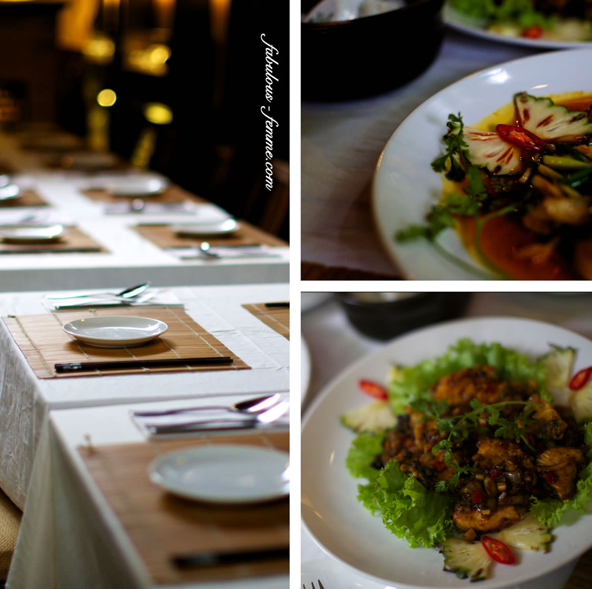 traditinonal vietnamese meals