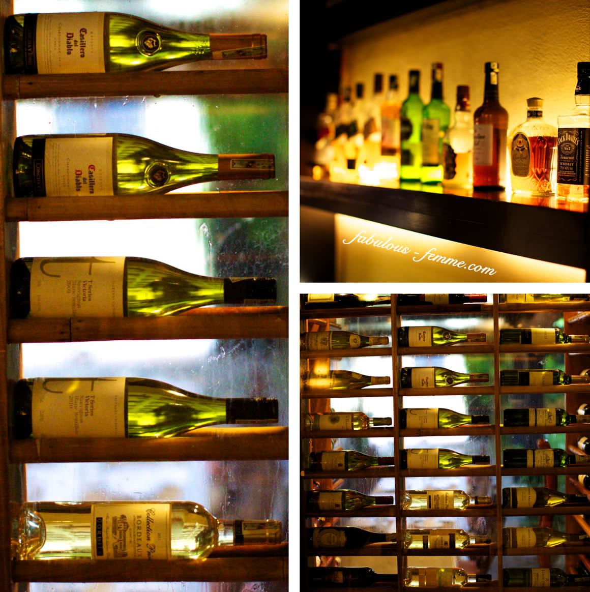 creative wine storage - venue photography hoi an
