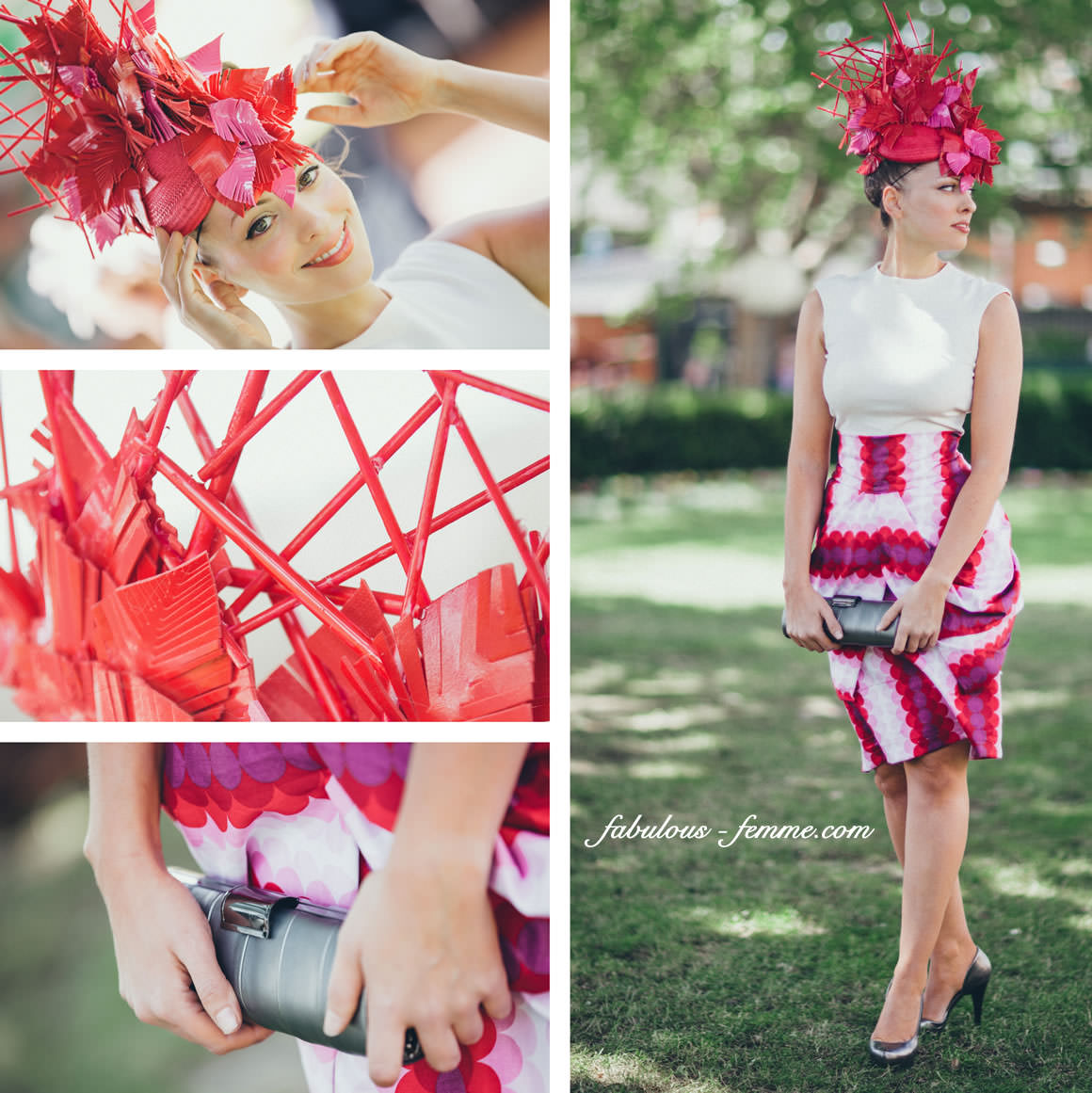 inspiration what to wear at the races