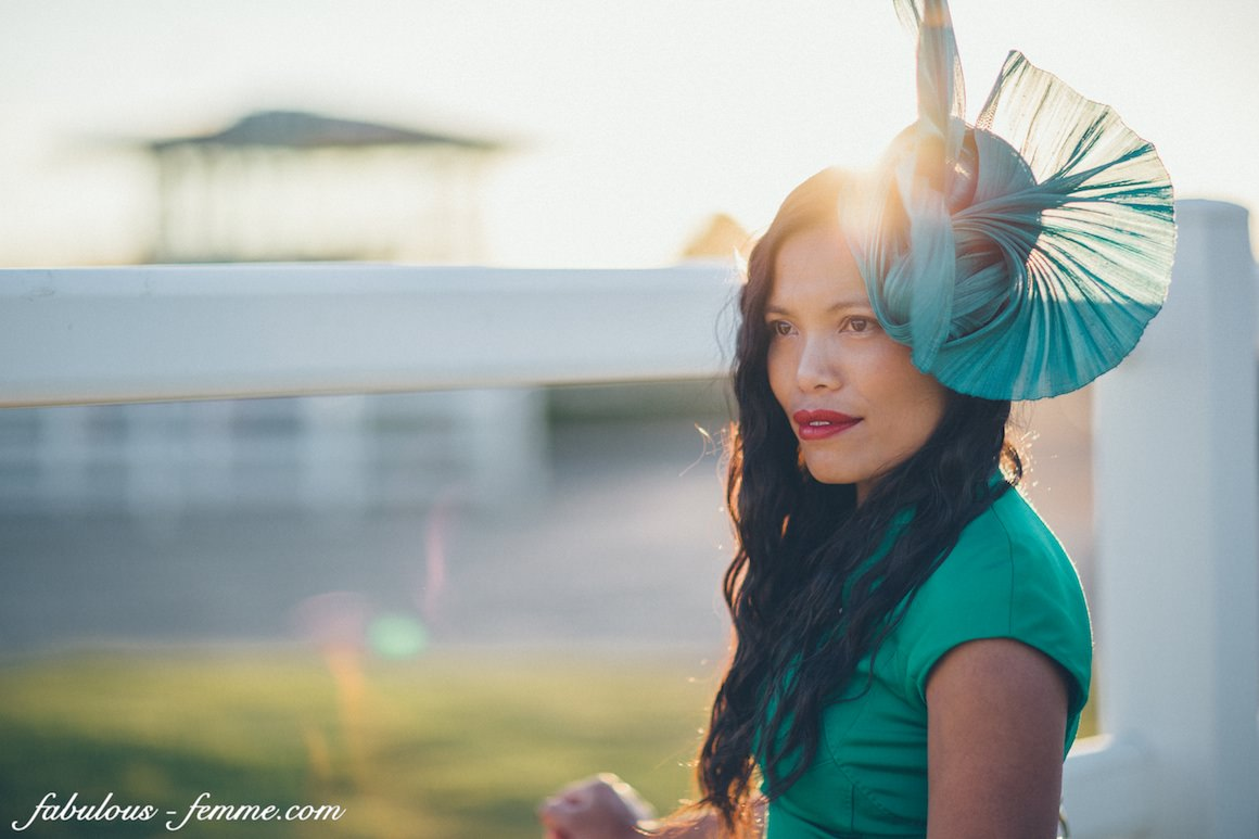 Caulfield Cup outfit
