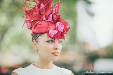 Caulfield Cup Racewear 2013