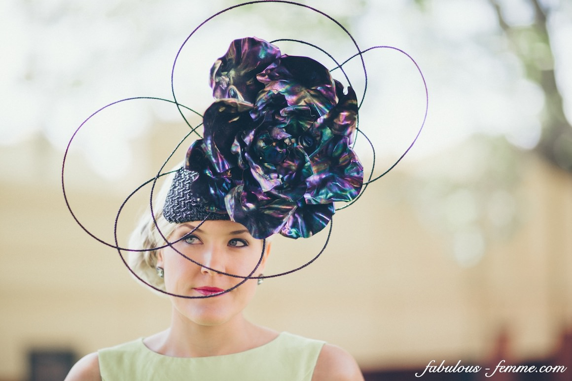 impressive classic racewear for melbourne spring racing
