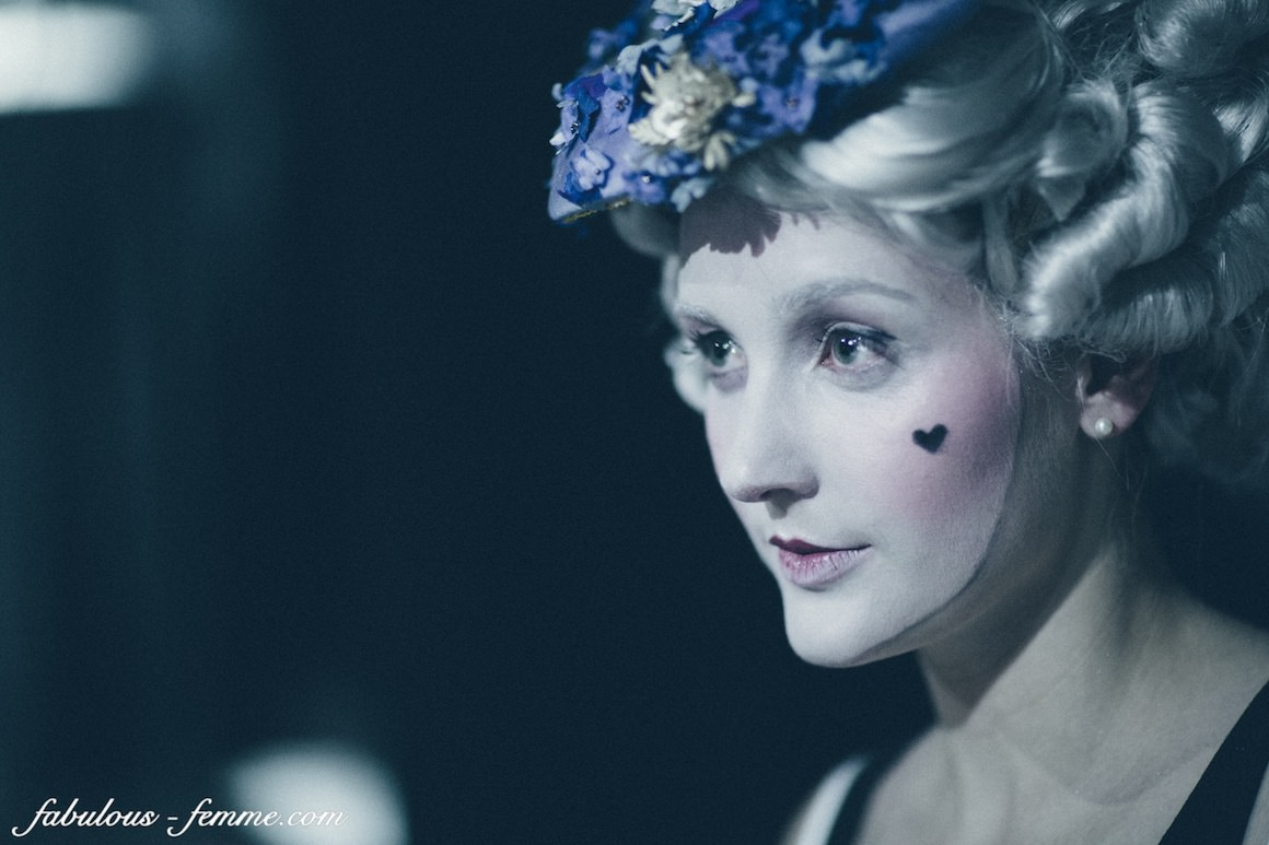 Marie Antoinette - Make Up