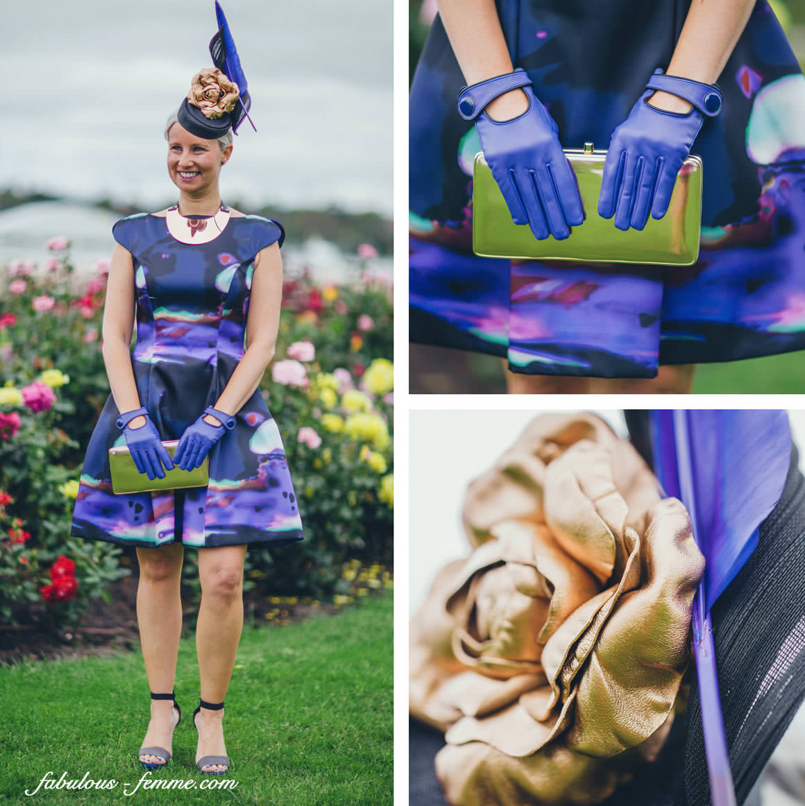 fashions on the field - Western Australia Finalist - Kate Watts