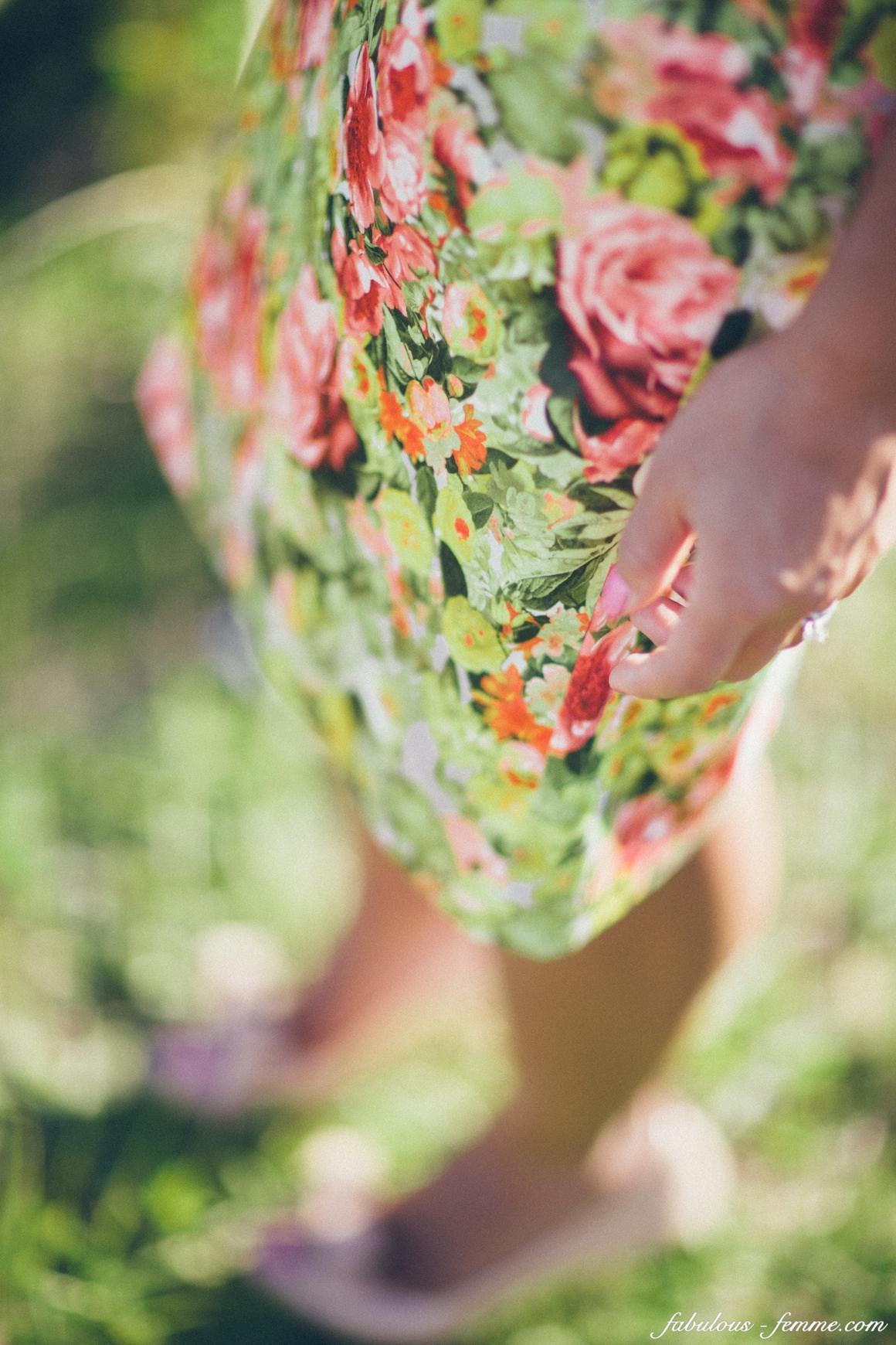 floral-print-dress 1164