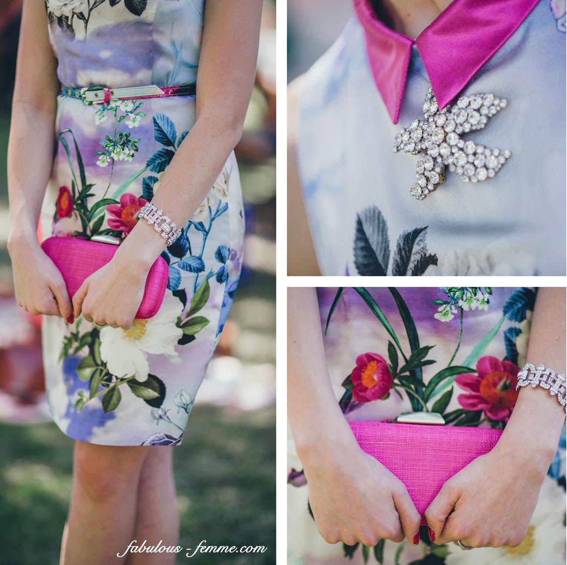 racewear trend 2013 - florals