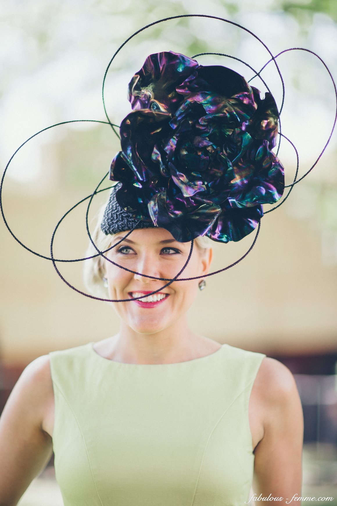 melbourne spring racing - classic outfits