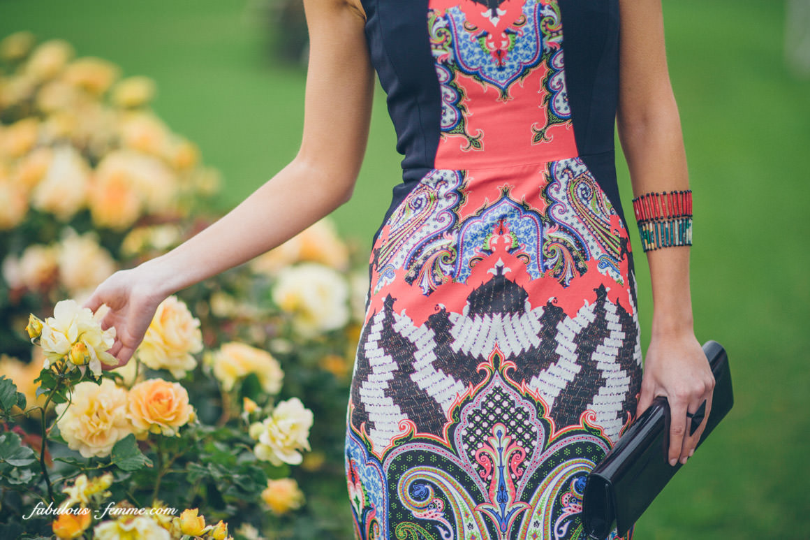spring racing fashion in Melbourne
