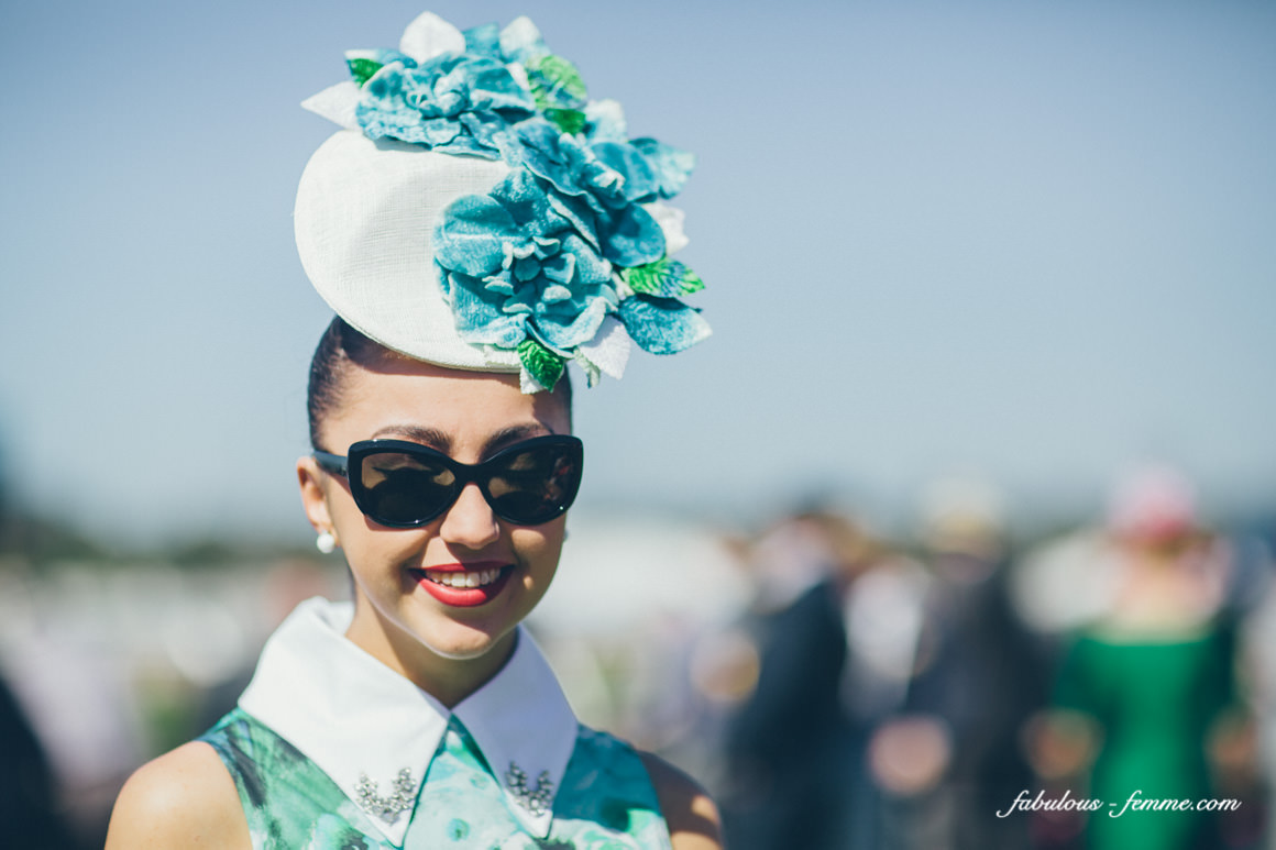 sunny melbourne cup