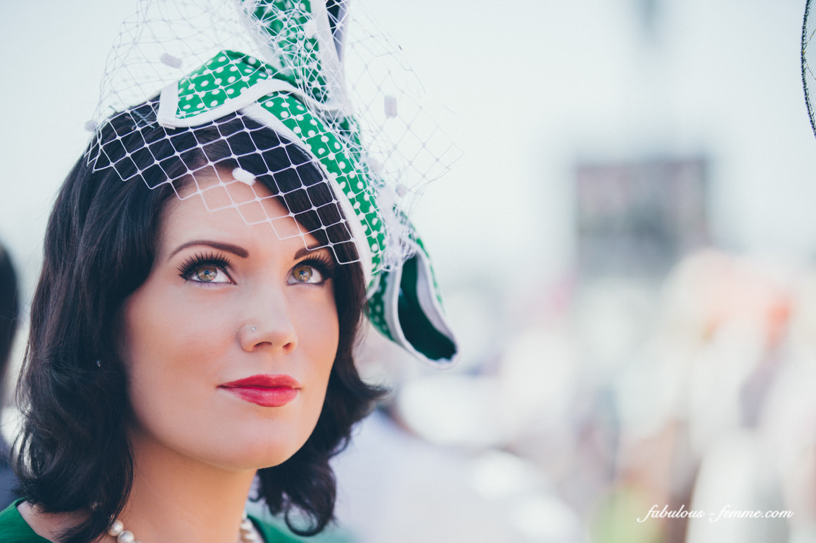 portrait photography at melbourne cup