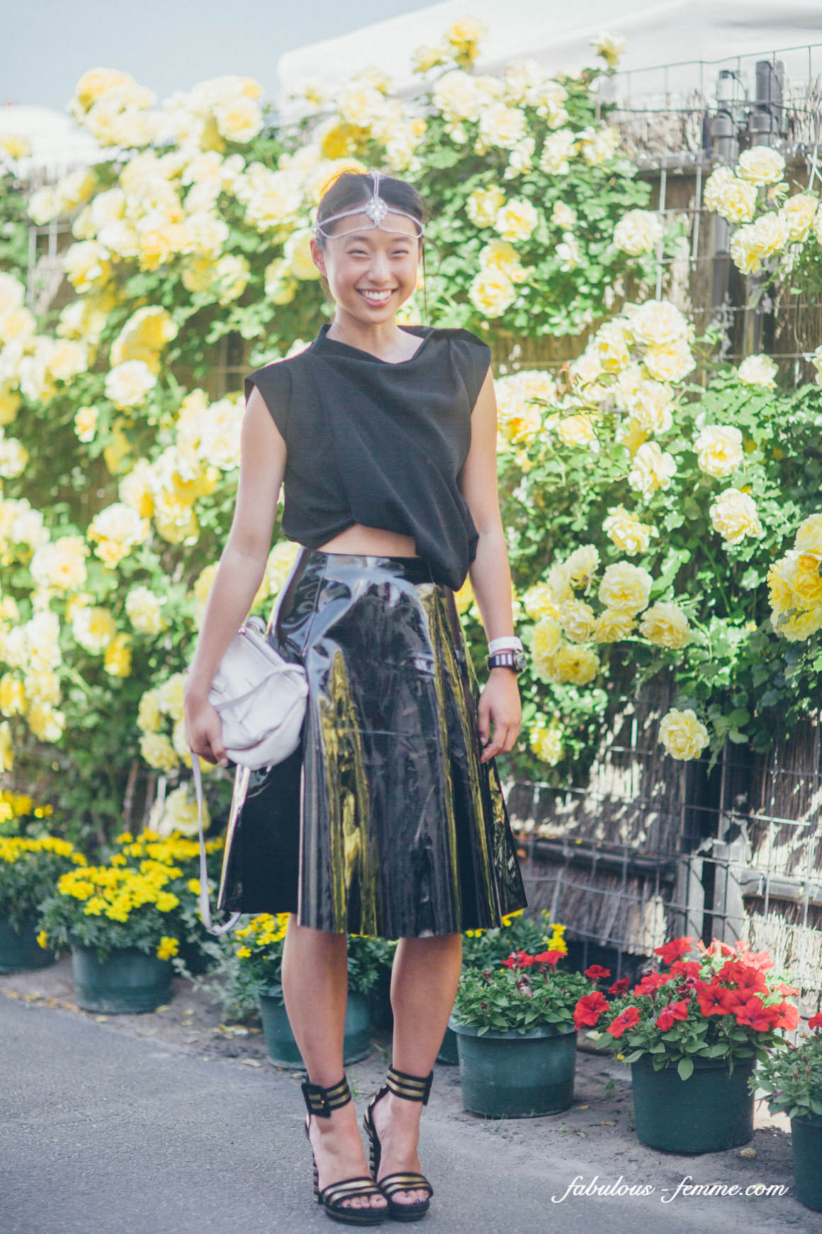Derby Day outfit of Fellt Blogger Margaret Zhang