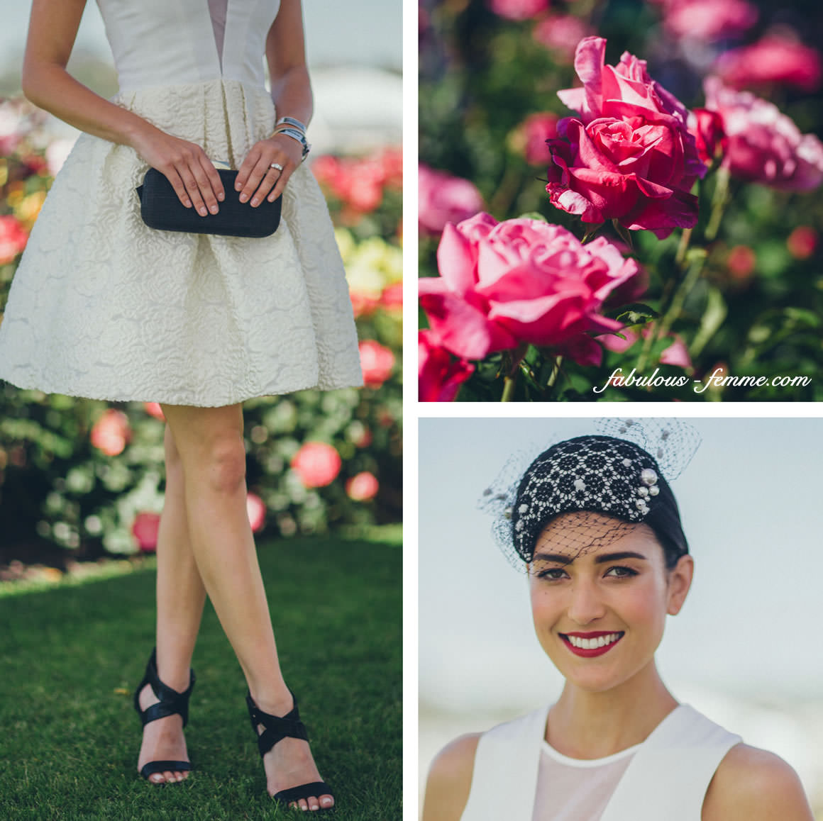 best fashion inspiration for derby day in Melbourne - Spring Racing Carnival