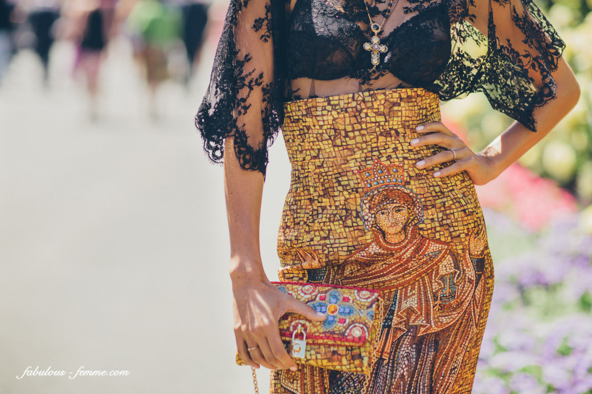 DandG outfit - Lindy Klim