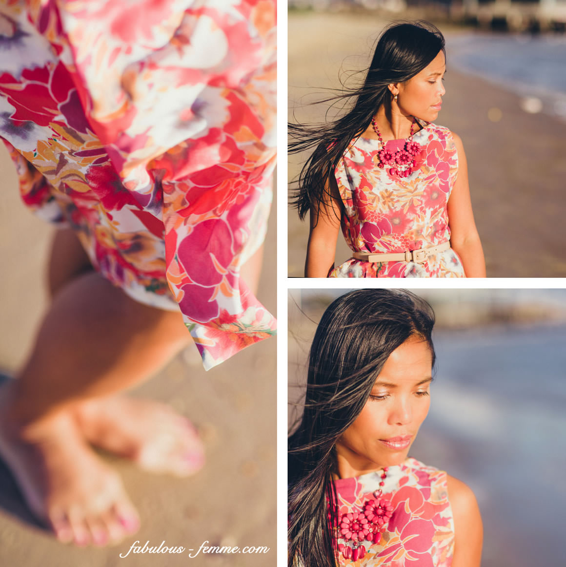 photography blog melbourne - beach photoshoot - style inspirations