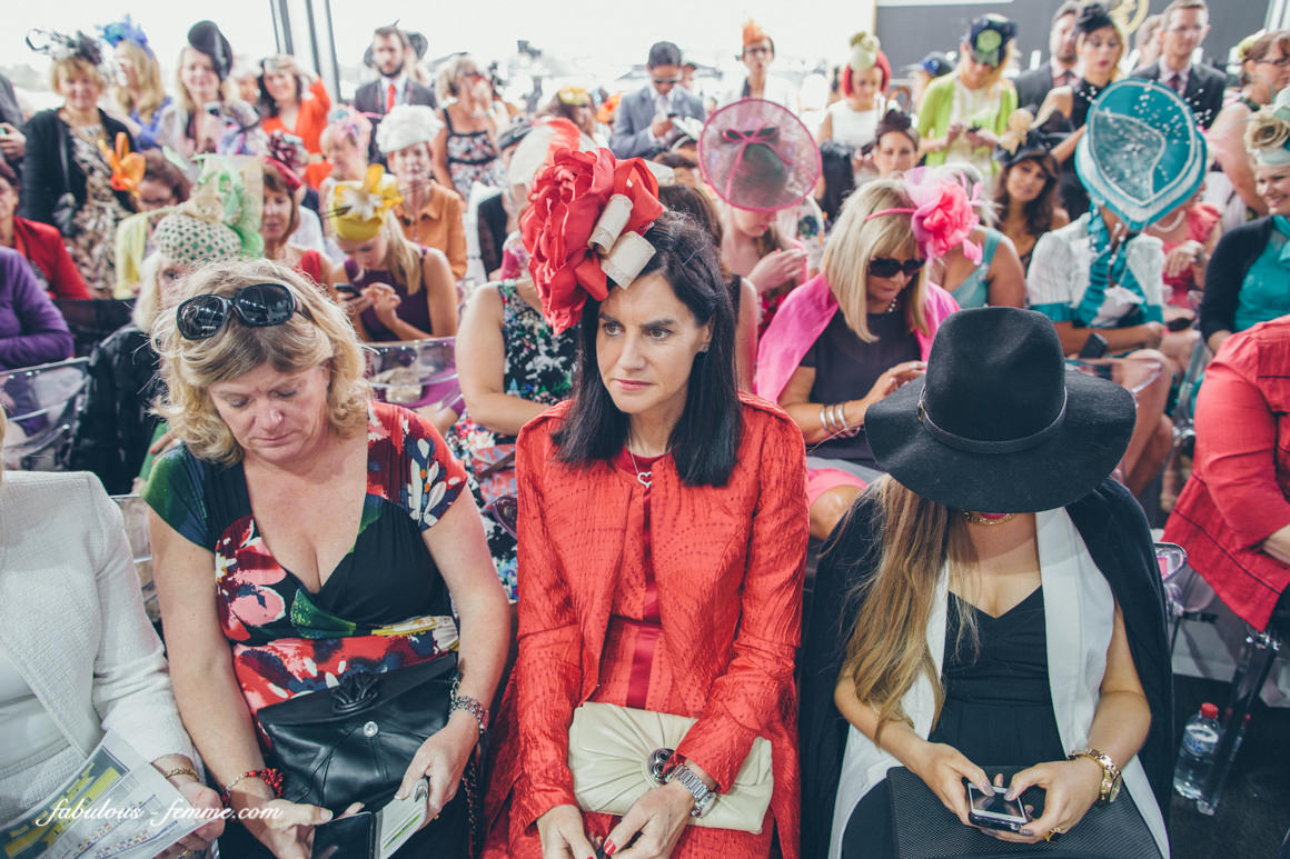fashions on the field presented by myer melbourne