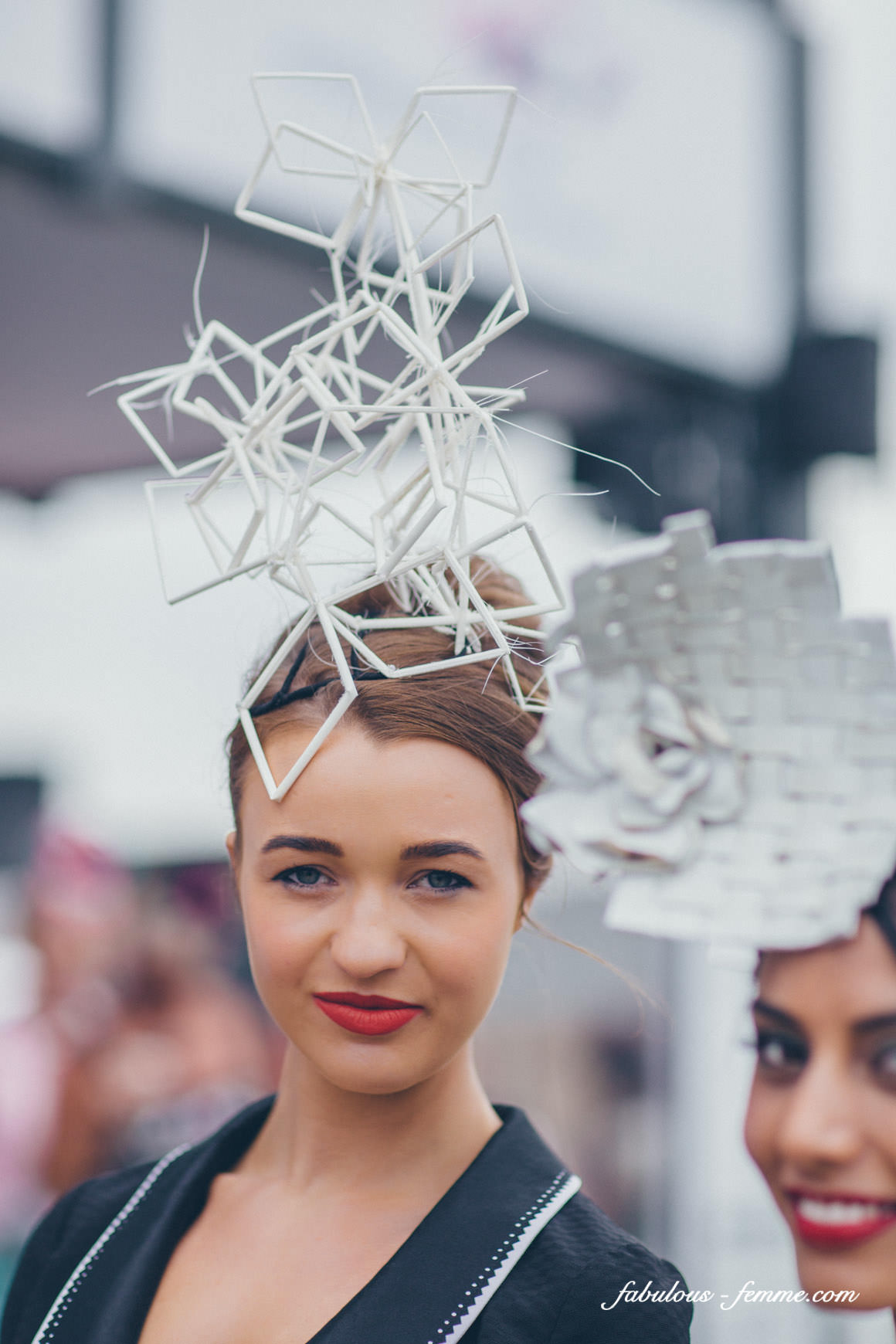award winning millinery