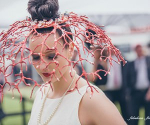 runner up - tabboo millinery melbourne - zorza goodman