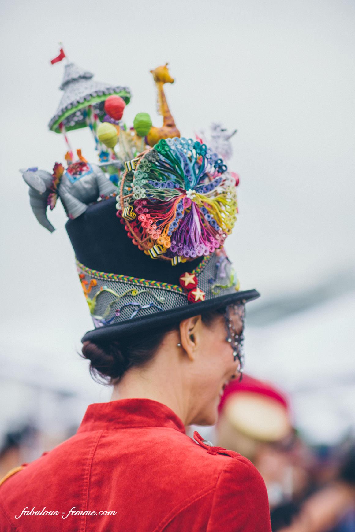 hats crazy