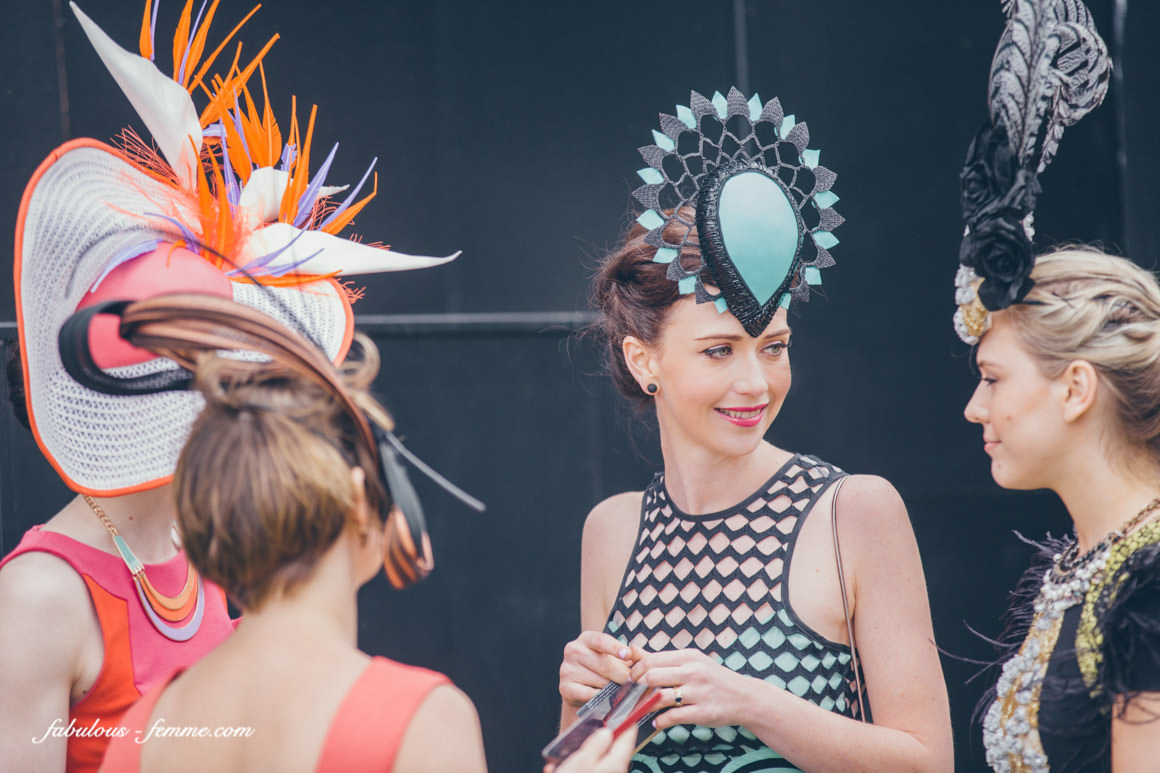 what hats to wear to the melbourne cup 2014