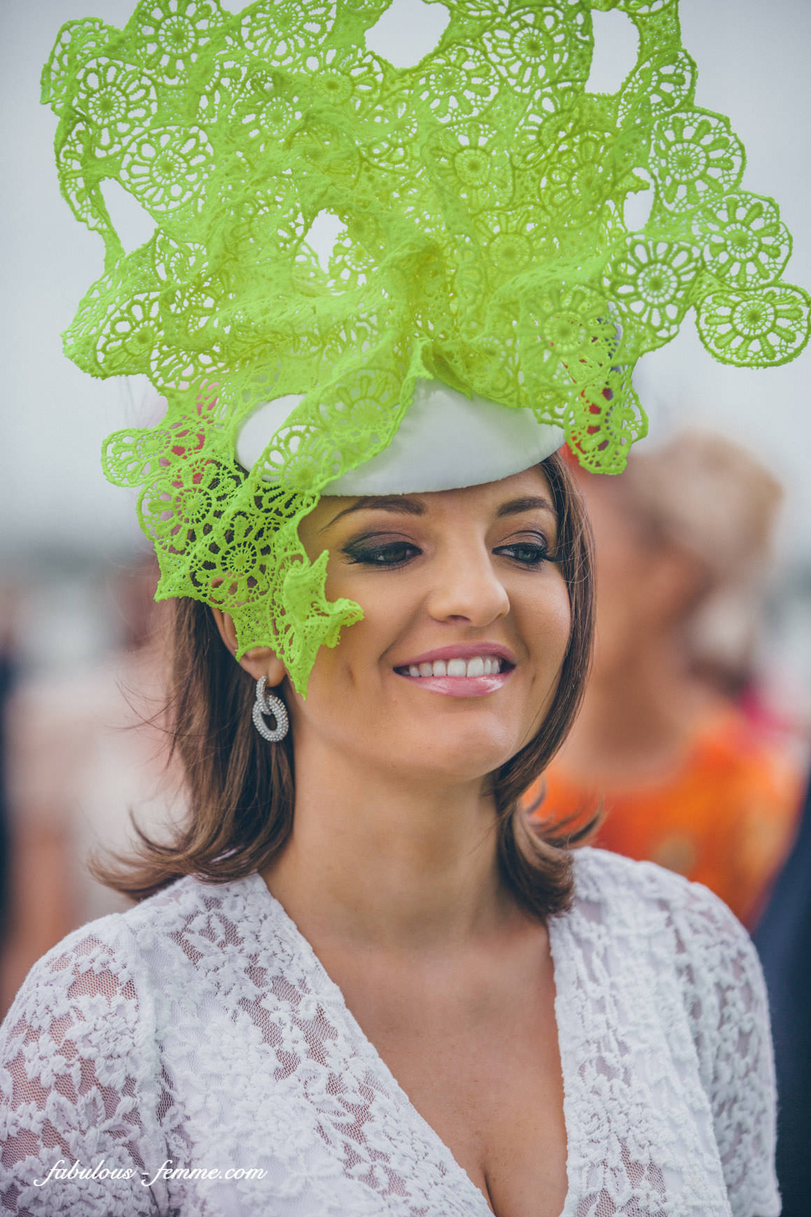 flemington millinery award - myer fashions on the field