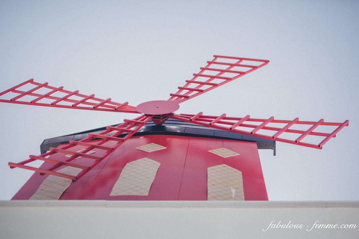 Moulin Rouge thème