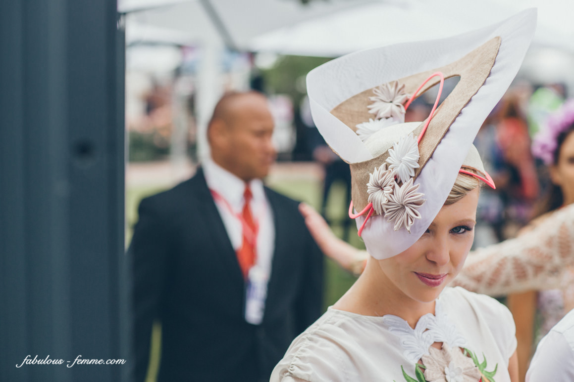 oaks day hats
