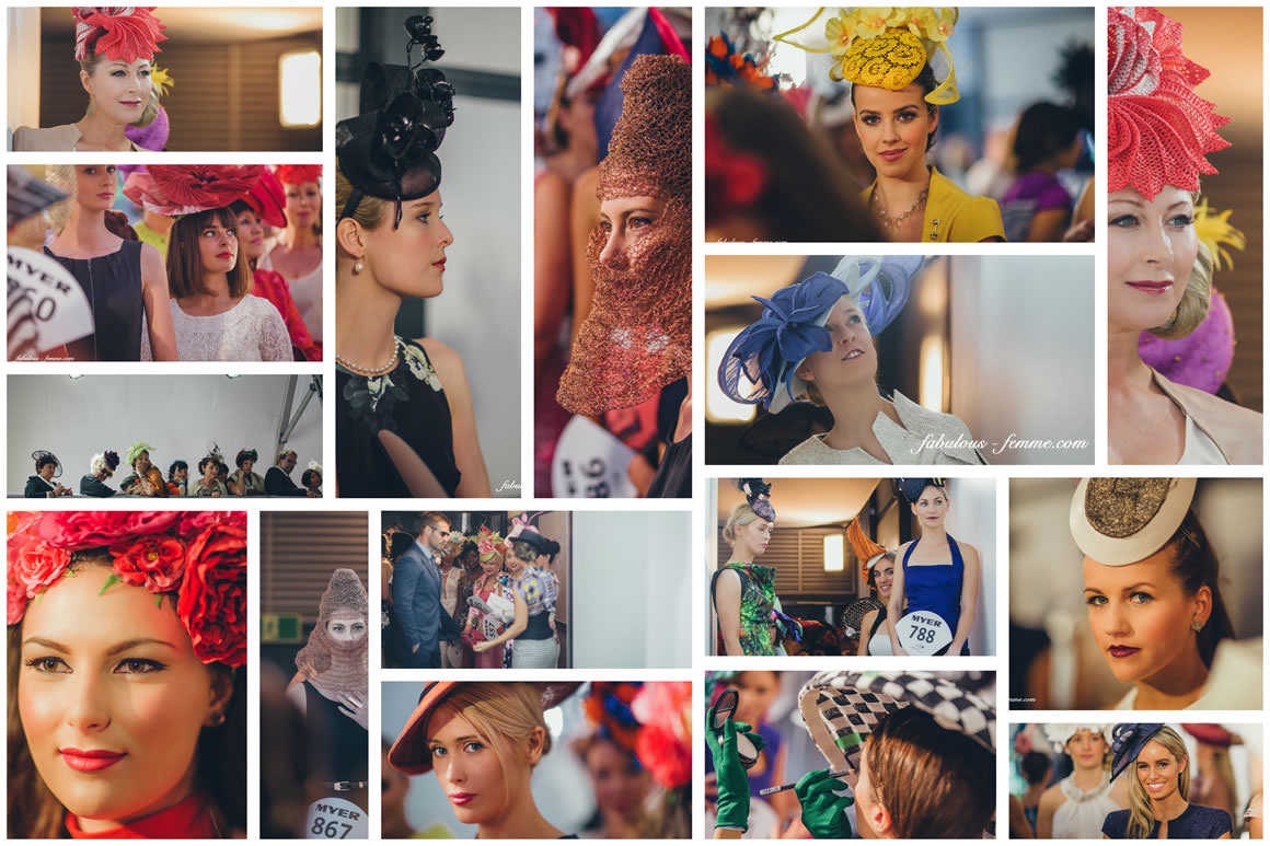 oaks day collage