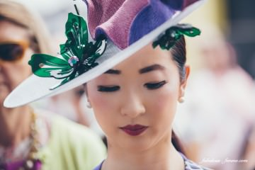 oaks day fashions on the field 2013
